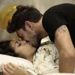 GFVip 2017 - Cecilia e Ignazio si baciano