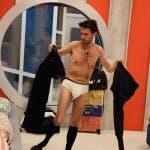 GFVip 2017 - Raffaello Tonon in mutande