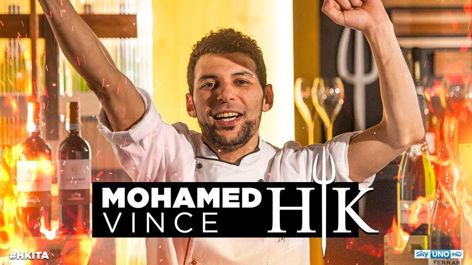 Hell's Kitchen 2017 - Mohamed