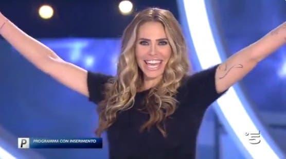 Ilary Blasi - Nona puntata GF Vip 2017