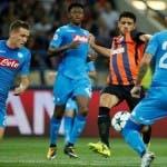 Napoli-Shakhtar Donetsk