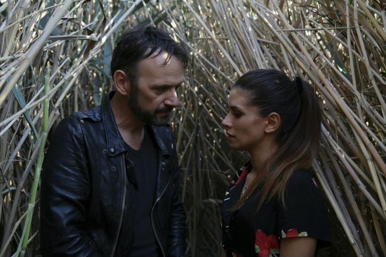 Rosy Abate - La Serie: Paolo Pierobon e Giulia Michelini