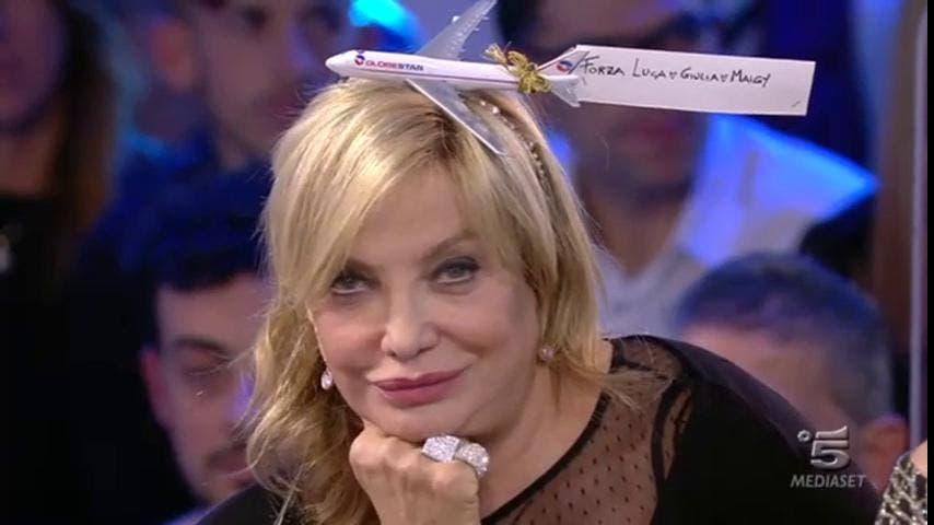 Simona Izzo - Undicesima puntata GF Vip 2017