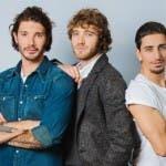 Stefano De Martino, Paolo Ciavarro e Marcello Sacchetta - Amici 17
