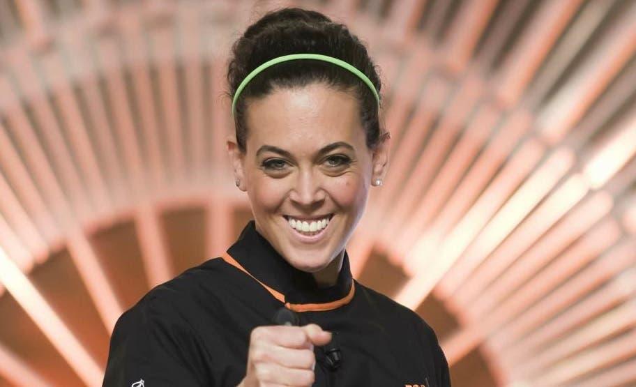 Top Chef 2 - Fabiana Scarica