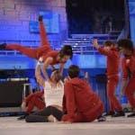 Amici 17 - i ballerini della scuola con Ivan Cottini