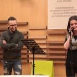 Amici 17 - Roberto Casalino e Nicole Vergani