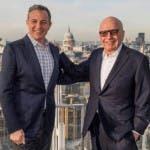 Bob Iger (Disney), Rupert Murdoch (Fox)