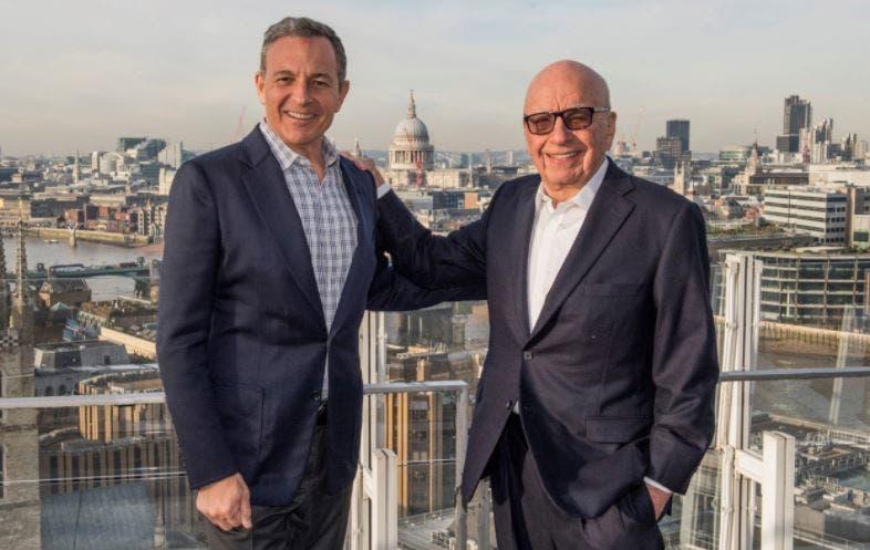 Disney compra la 21th Century Fox: l'accordo da 52,4 miliardi comprende anche Sky e Endemol Shine