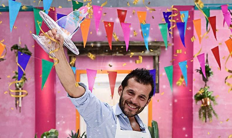 Carlo vince Bake Off 2017