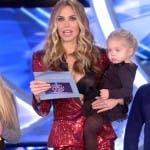 GFVip 2017 - Ilary Blasi con i suoi figli