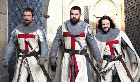 Knightfall: su History la serie sui Cavalieri Templari