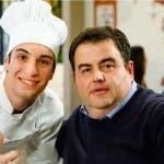 Lorenzo Sarcinelli e Gennaro Esposito
