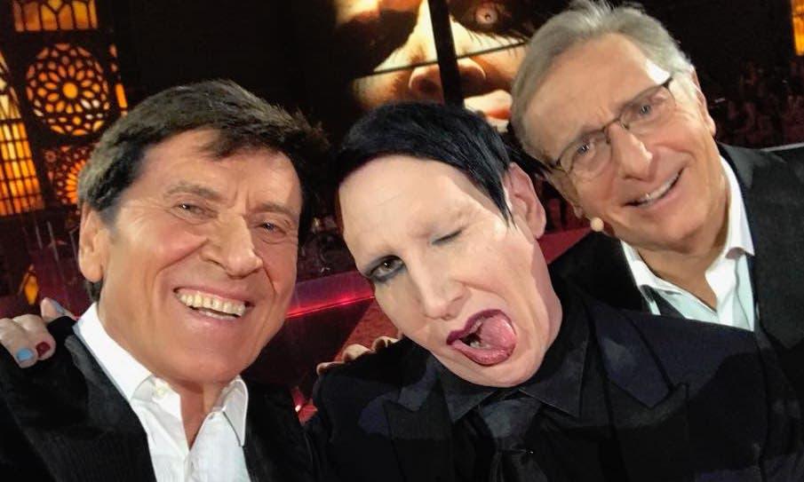 Morandi, Manson, Bonolis