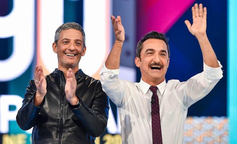 Fiorello e Nicola Savino