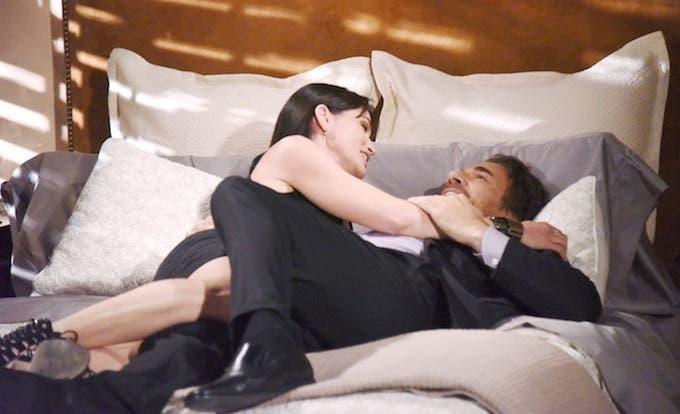 Beautiful anticipazioni: Ridge e Quinn si baciano ancora
