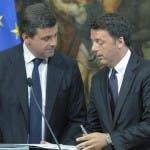 Carlo Calenda, Matteo Renzi