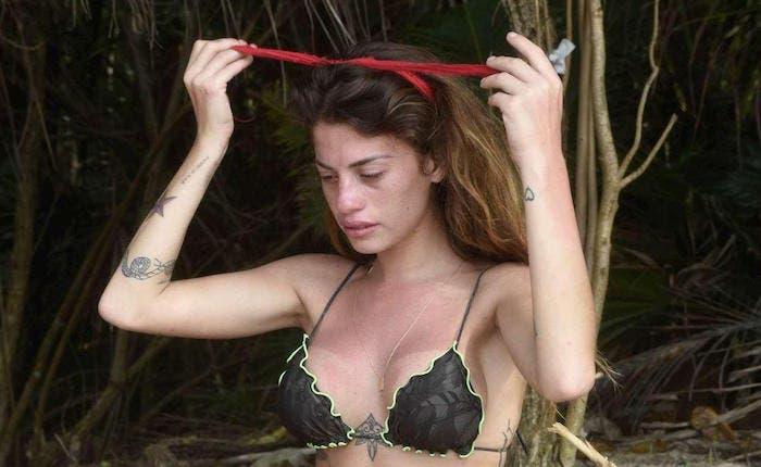 Chiara Nasti isola dei famosi