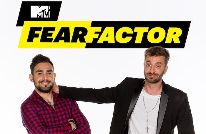 Fear Factor: la paura corre su MTV