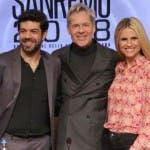 Festival di Sanremo 2018, Baglioni, Hunziker, Favino