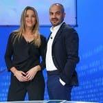 Gianluigi Paragone, Francesca Barra