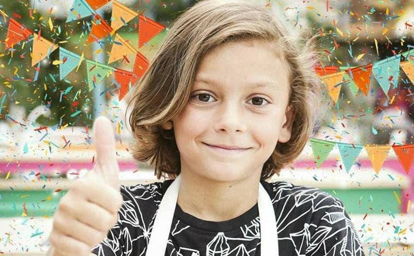 Junior Bake Off Italia 3 - Il vincitore Massimo