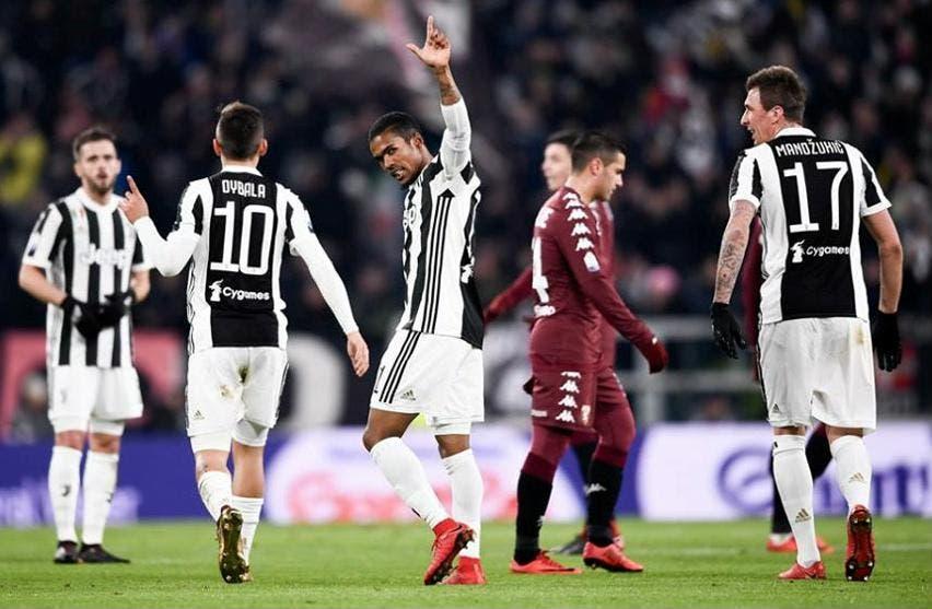 Juventus - Torino (dalla pagina Facebook della Juve)