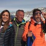 Linea Bianca: Massimiliano Ossini, Lino Zani, Giulia Capocchi