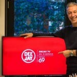 Linus presenta Deejay Tv