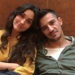 Megan Montaner e Juan Carlos Librado