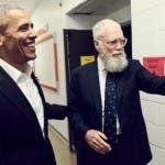 Obama, Letterman