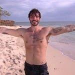 Stefano De Martino - Prima puntata Isola dei Famosi 2018