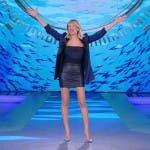 Alessia Marcuzzi - Quarta puntata Isola dei Famosi 2018