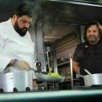 Cucine Da Incubo 6 - Antonino Cannavacciuolo e Romano e Er Barone