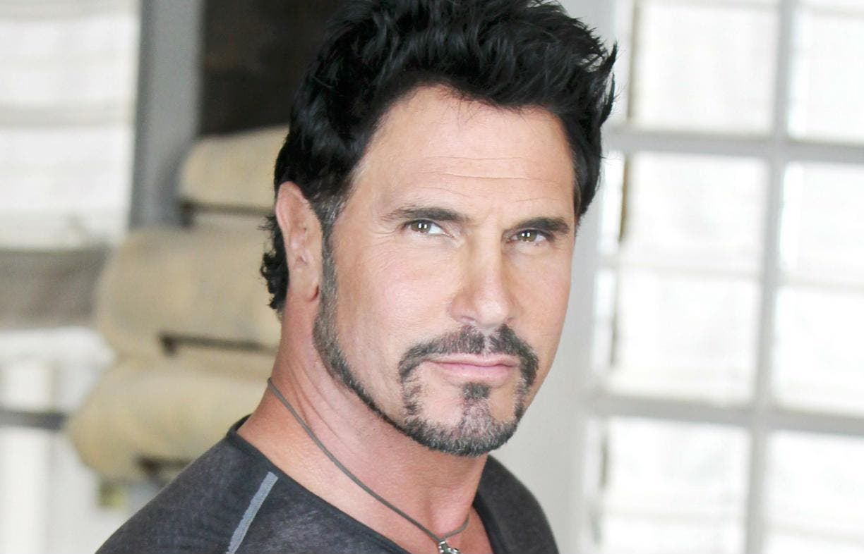 Don Diamont di Beautiful a Ballando con le Stelle