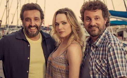 Flavio Insinna, Laura Chiatti, Leonardo Pieraccioni