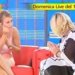 Fuori onda di Eva Henger e Nadia Rinaldi a Domenica Live