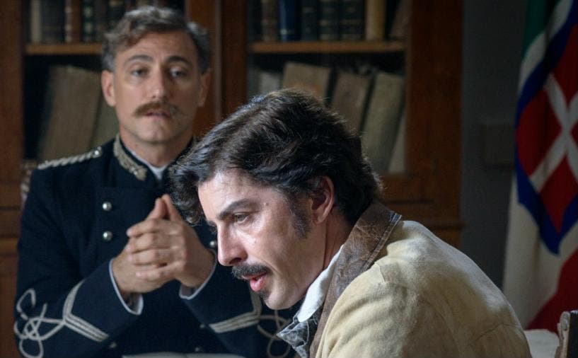 La Mossa del cavallo - Giuseppe Lanino e Michele Riondino