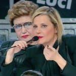 Mara Maionchi e Simona Ventura Sanremo Young Ascolti