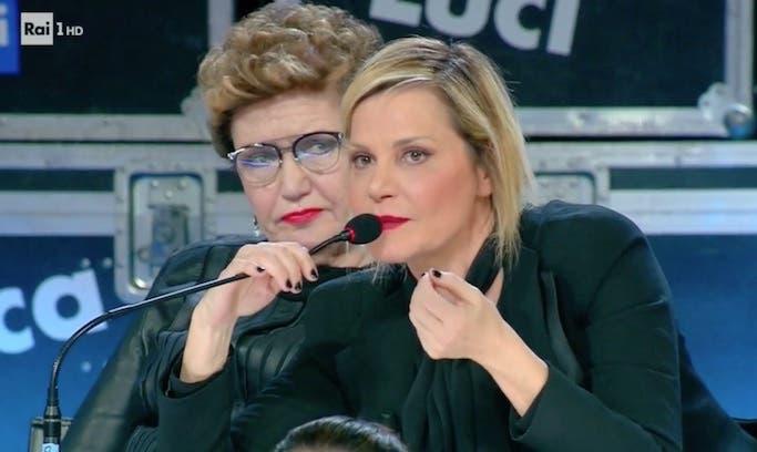 Mara Maionchi e Simona Ventura