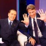 Nicola Porro, Silvio Berlusconi