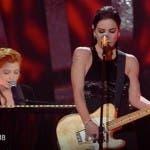 Sanremo 2018 - Noemi e Paola Turci