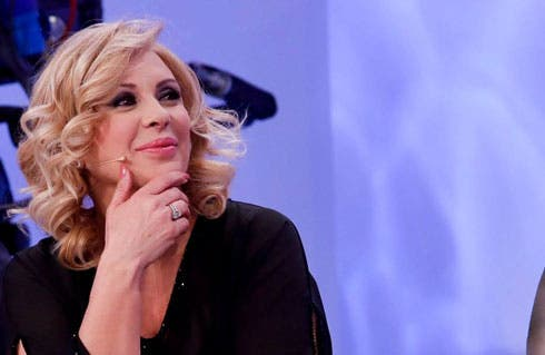 Uomini e Donne: Tina Cipollari di nuovo 'tronista'