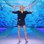 Alessia Marcuzzi - Settima puntata Isola dei Famosi 2018