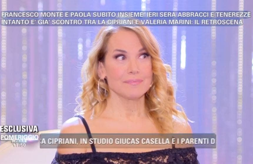 Isola Dei Famosi 2018 Barbara Durso Alessia Marcuzzi