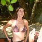 Bianca Atzei all'isola dei Famosi 2018