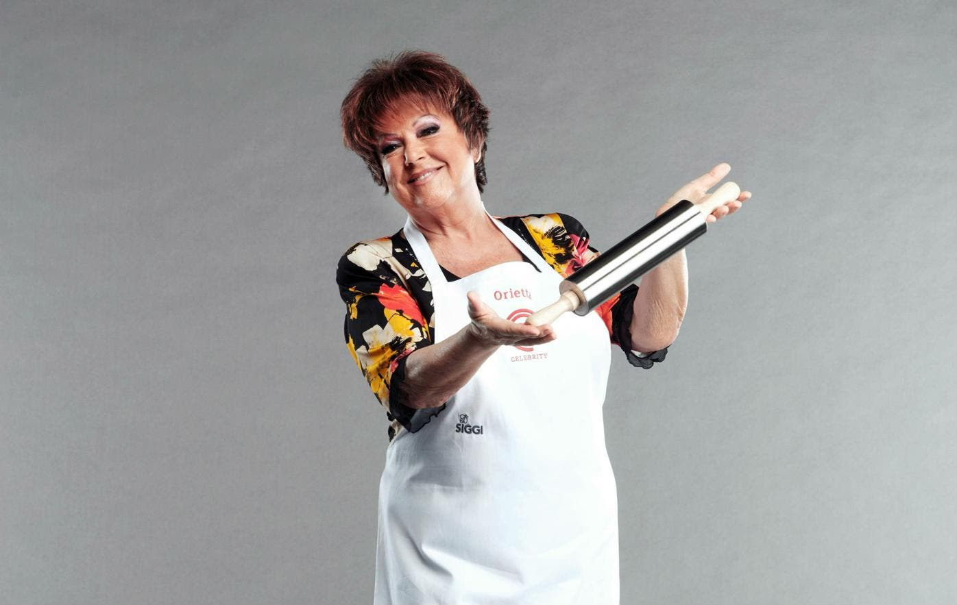 Celebrity MasterChef 2 - Orietta Berti