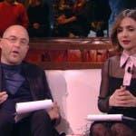 Cyrano, Massimo Gramellini e Ambra Angiolini