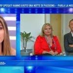 Domenica Live, Cecilia Capriotti, Craig Warwick, Monica Setta