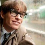 Eddie Redmayne nei panni di Stephen Hawking - La teoria del tutto